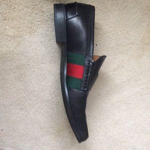 Gucci slip on loafer 8